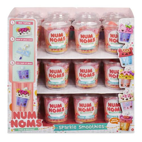 Num Noms Sparkle Smoothies