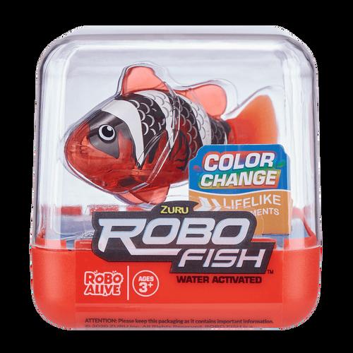 Zuru Robo Fish Series 1 Latifasciatus