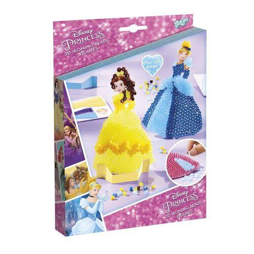 Disney Princess Iron On Beads