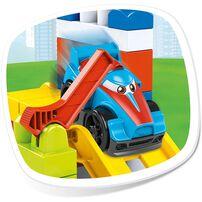 Mega Bloks Race Car Garage