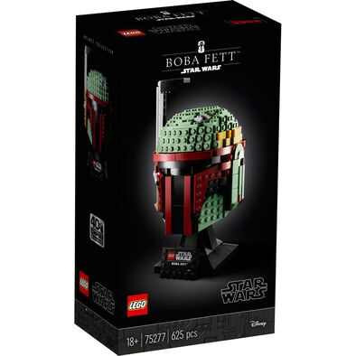 LEGO Star Wars Boba Fett Helmet 75277