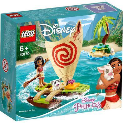 LEGO Disney Princess Moana's Ocean Adventure 43170