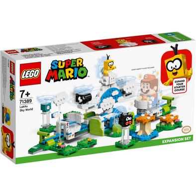 LEGO Super Mario Lakitu Sky World Expansion Set 71389
