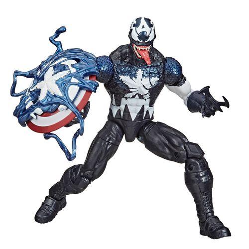 Marvel Legends Series Venomized Captain America