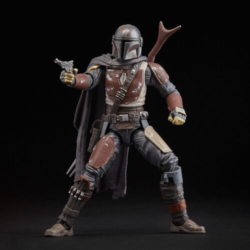 Star Wars The Black Series The Mandalorian 6-inch