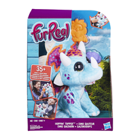 FurReal Hoppin' Topper Interactive Soft Toy
