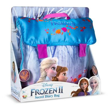 Disney Frozen 2 Secret Diary Bag