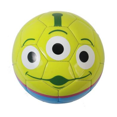 Toy Story Size 2 Soccer Ball (Alien)