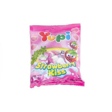 Yupi Strawberry Kiss 120G