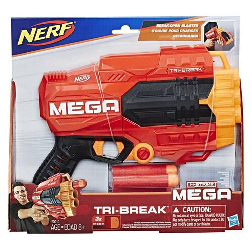 NERF N-Strike Mega Tri Break