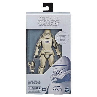 Star Wars The Black Series First Order Jet Trooper Carbonized
