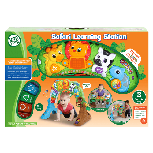 LeapFrog Safari Learning Station