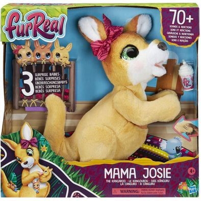 FurReal Mama Josie & Her Joeys