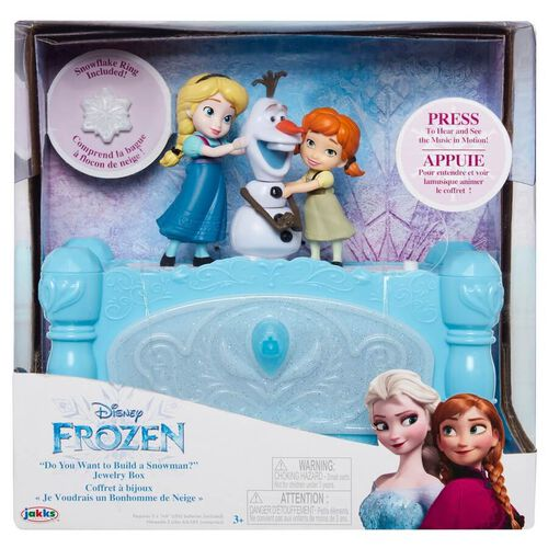 Disney Frozen 2 Jewelry Box