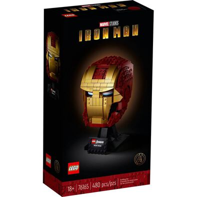 LEGO Marvel Avengers Movie 4 Iron Man Building Set 76165