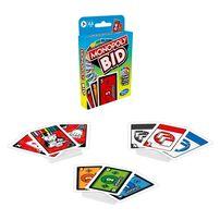 Monopoly: Bid Game