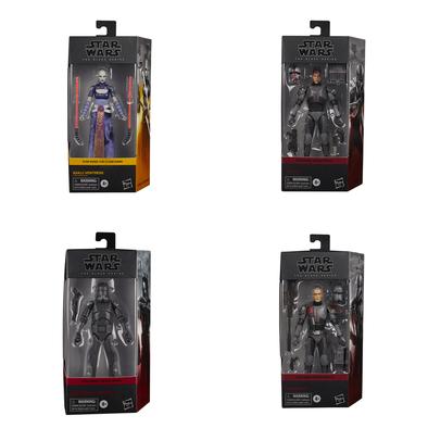 Star Wars Black Series 6 Inch Figures - Assorted