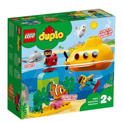 LEGO Duplo Submarine Adventure 10905