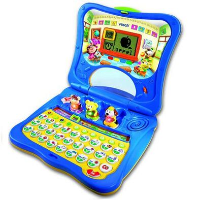 VTech Letter Fun Laptop