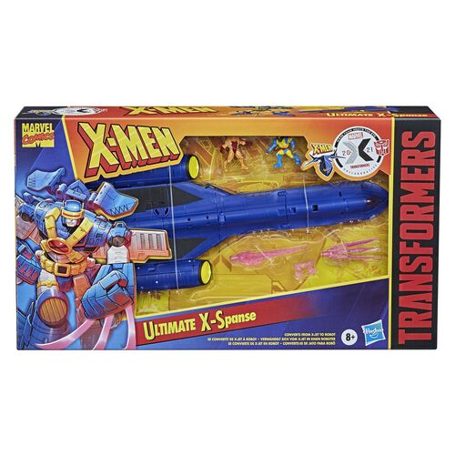 Transformers Ultimate X-Spanse