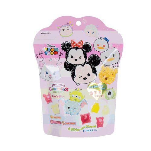Tsum Tsum Gummy Pack With Prebiotics 60g