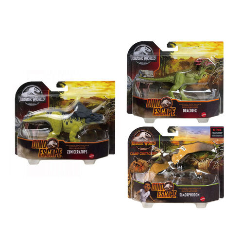 Jurassic World Dino Escape Wild Pack - Assorted