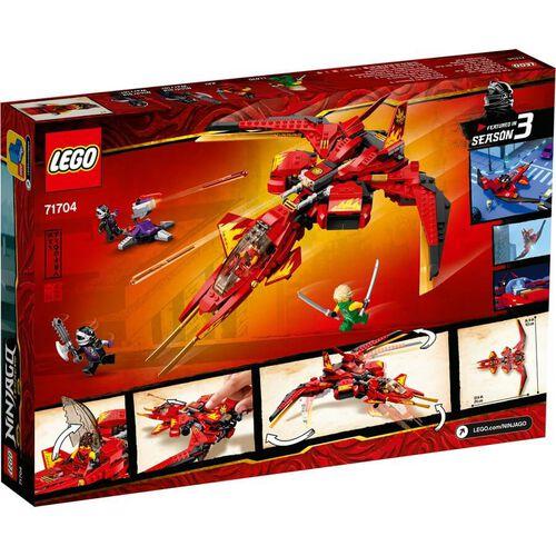 LEGO Ninjago Kai Fighter 71704