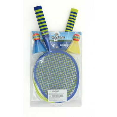 Stats - Mini Badminton Set