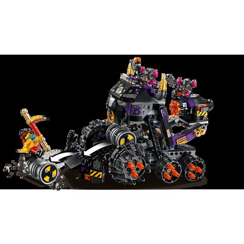 LEGO Monkie Kid Iron Bull Tank 80007