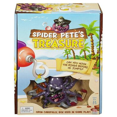Spider Pete's Treasure