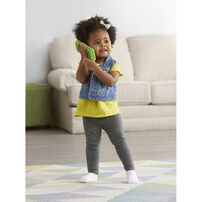 LeapFrog Chat and Count Emoji Phone (Green)