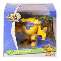 Super Wings Articulated Action-Donnie