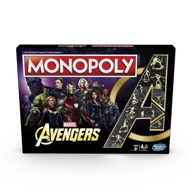 Monopoly Avengers