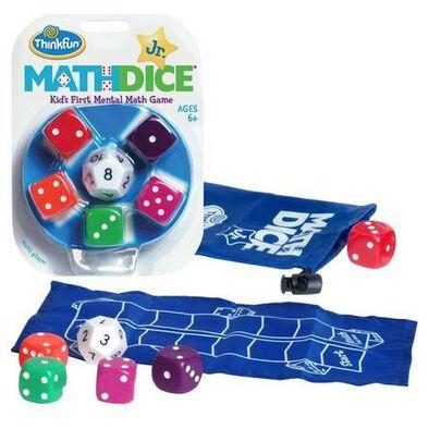 Thinkfun Math Dice Jr