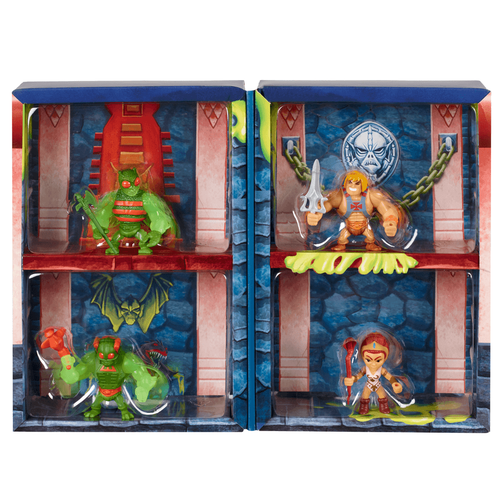 Masters of The Universe Eternia Minis Multi Pack