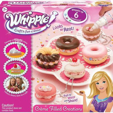 Whipple Creme Filled Creation