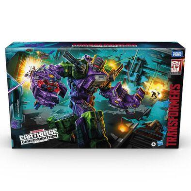 Transformers Toys Generations War for Cybertron: Earthrise Titan WFC-E25 Scorponok Triple Changer Action Figure