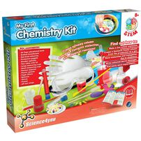 Science4you My First Chemistry Kit