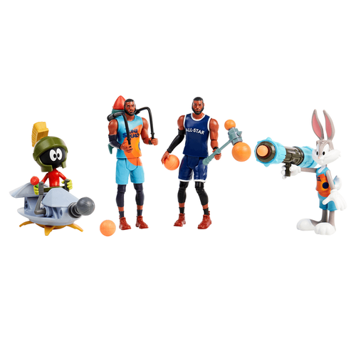 Space Jam Ballers Figure Pack - Assorted