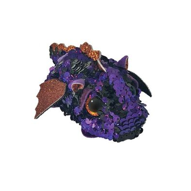 Ty Teeny Tys Landon Purple Dragon