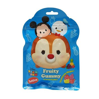 Disney Tsum Tsum Fruit Gummy 56 Gram (DALE)