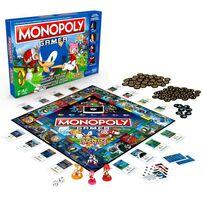 Monopoly Sonic Gamer