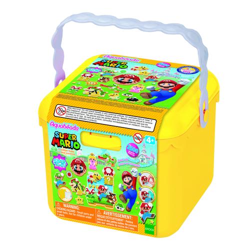 Aquabeads Creation Cube Super Mario