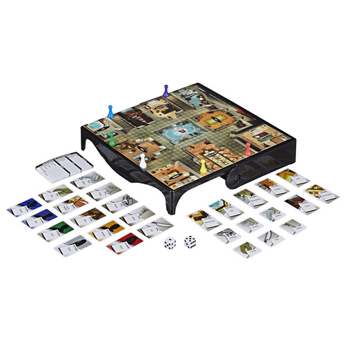 Clue Grab and Go