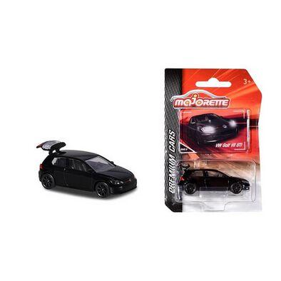 Majorette Volkswagen Golf GTI Black