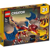LEGO Creator Fire Dragon 31102