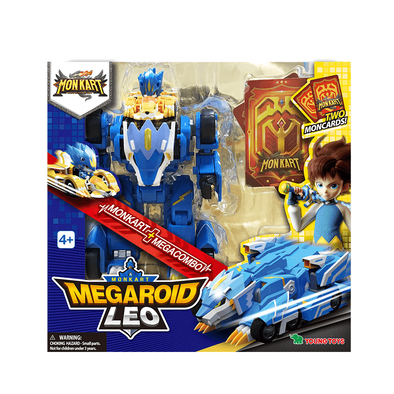 Monkart Megaroid Leo