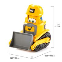 Cat Junior Crew Construction Pals Bulldozer