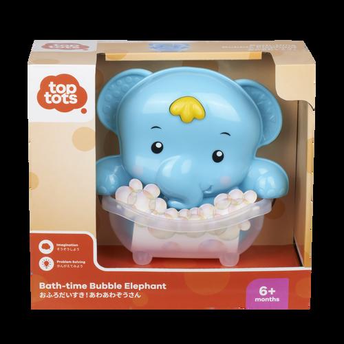 Top Tots Bath-Time Bubble Elephant