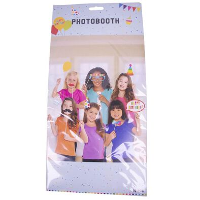 Amscan Photobooth 10 Pack
